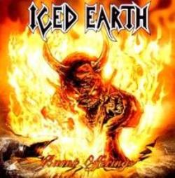 Burnt Offerings - Iced Earth - Recensione di Brainwashed